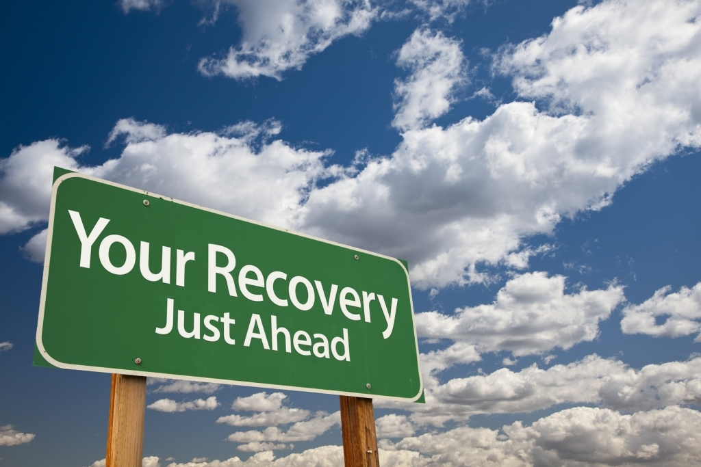 Your Recovery Just Ahead